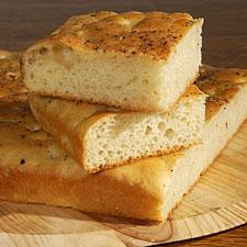 Focaccia - No Fuss Bread
