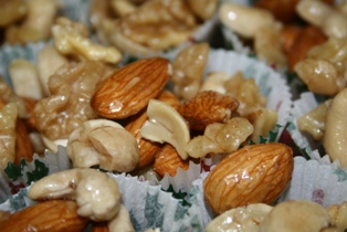 Sweet Nut Mix Made with Young Living Essential Oil