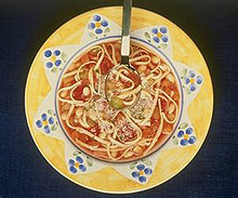 Picture of Garden Noodle Soup