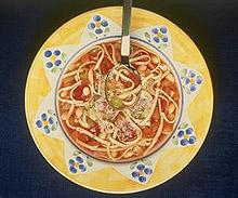 Pasta Garden Noodle Soup