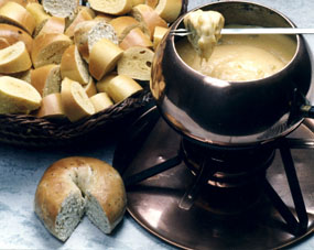 Spicy South Western fondue