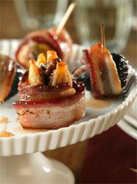 Bacon Wrap Appetizer