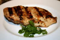 Picture Grilled Lime Beer Chicken Taken by MMBR Copyright 2007-2009