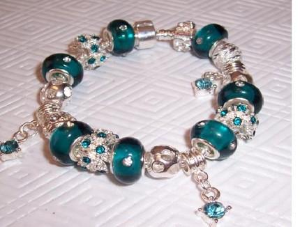 Pandora Style Bracelet,
