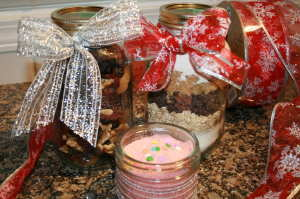 Christmas Gift Jar picture take by MMBR 2008-2009 Copyright. All rights Reserved.
