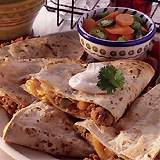 Picture of Spicy Pork Quesadillas