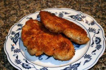 Parmesan Chicken