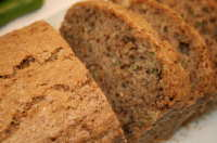 Picture Zucchini Bread Taken By MMBR Copyright 2008-2009
